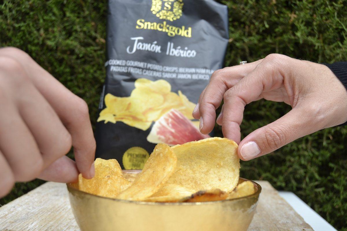 Patatas con Jamón Ibérico 3