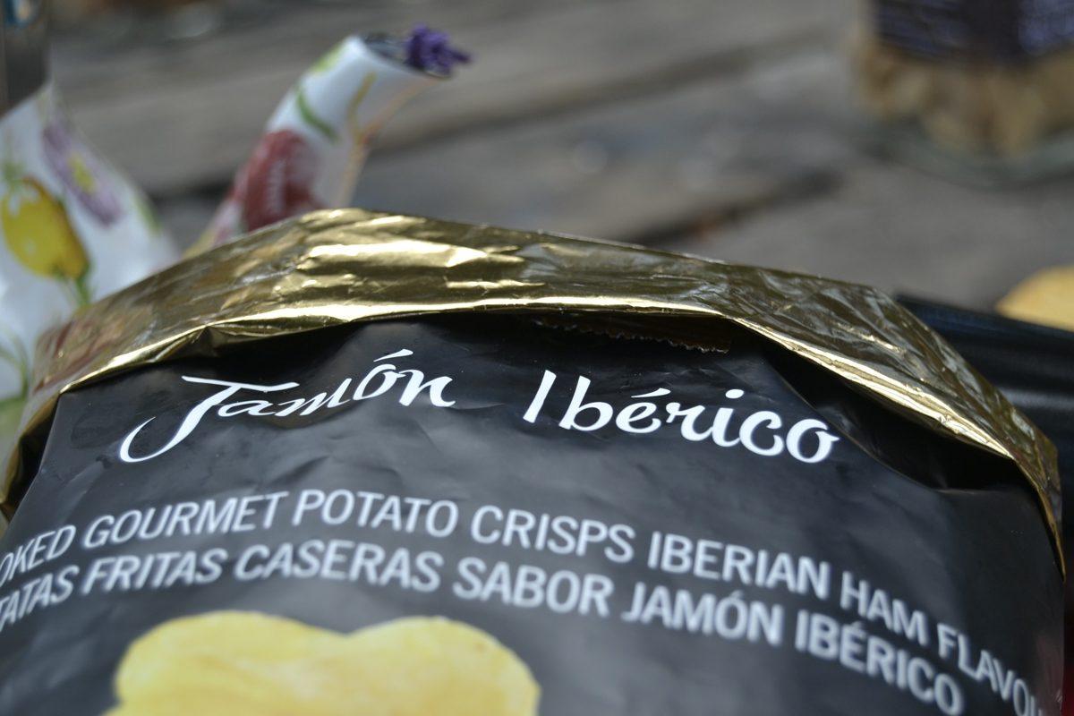 Patatas con Jamón Ibérico 4